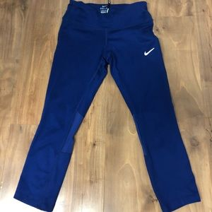 Nike dry fit crop leggings perfect condition